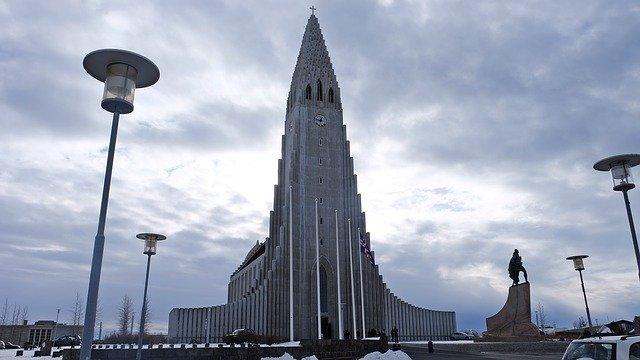 hallgrimmskirken i reykjavik seværdigheder