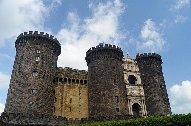Castel Nuovo napoli sevaærdigheder