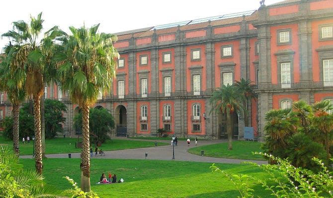 Museo di Capodimonte napoli