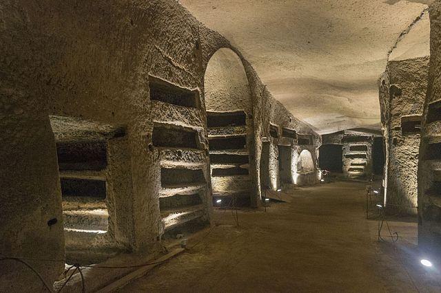 San Gennaros katakomber