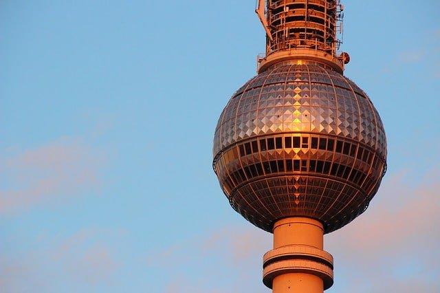 berlin fjernsynstårn