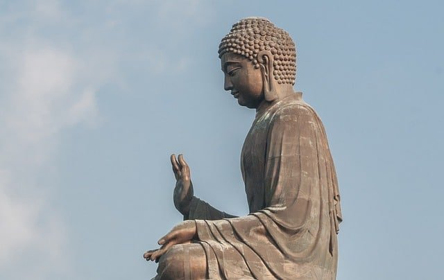 big buddha tian tan