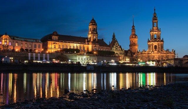 Dresden Seværdigheder