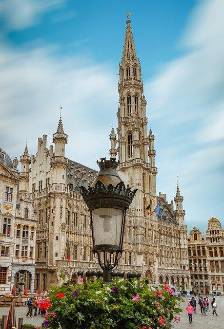 hotel de ville bruxelles rådhus