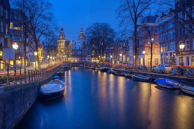 kanalringen amsterdam