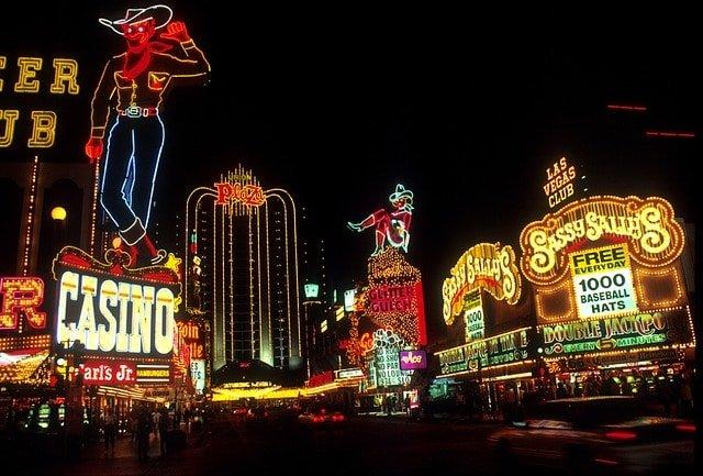 Las Vegas seværdigheder