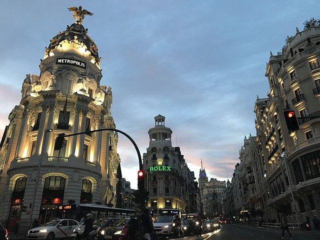 Madrid seværdigheder