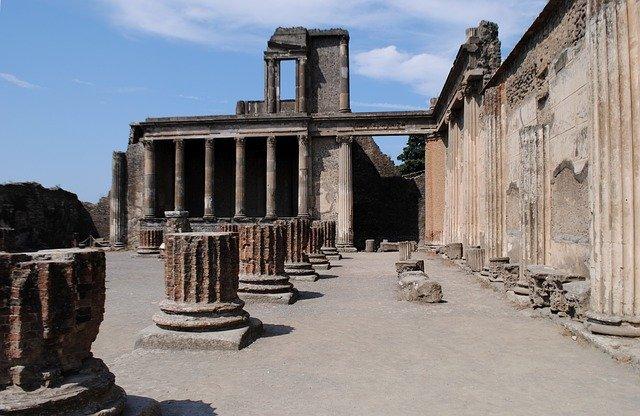 pompeji napoli seværdigheder