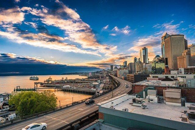 Seattle seværdigheder