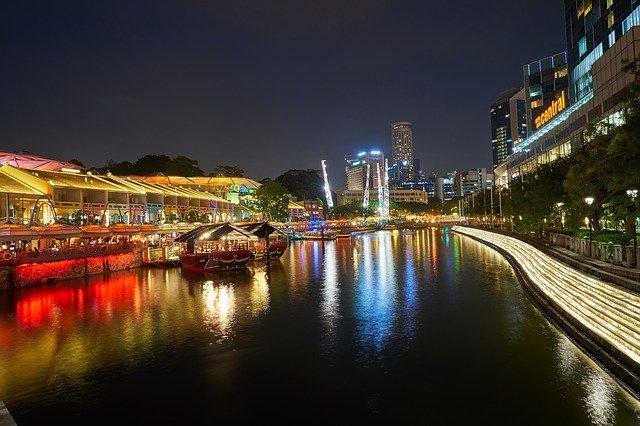 singapore flod