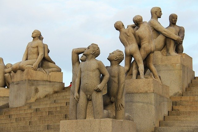 vigeland skulpturpark