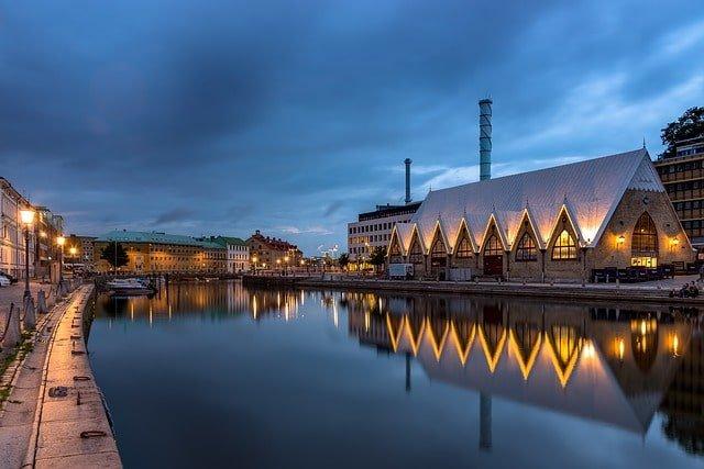 Sejlerferie i skærgården på den svenske Vestkyst