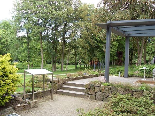 Gerisch Skulpturenpark Neumuenster