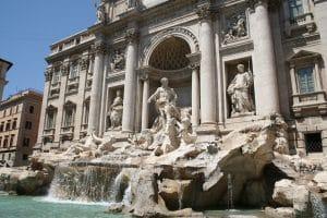 Rom seværdigheder