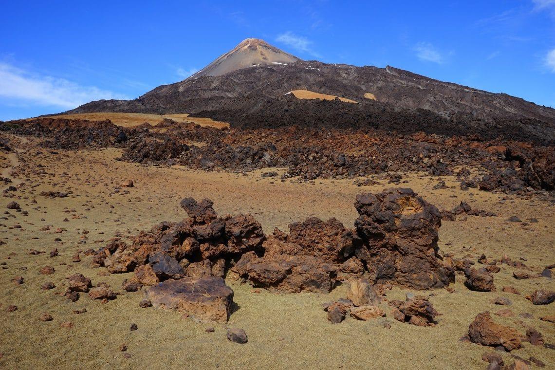 Pico del Teide Tenerife seværdigheder