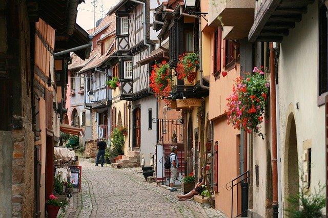 Alsace – Frankrigs smukke perle