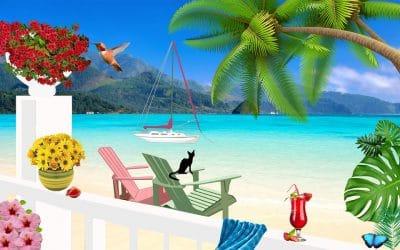 De bedste destinationer til sommerferien 2019