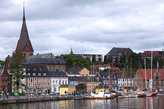 Overnatning i Flensborg