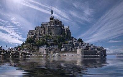 Normandiet seværdigheder