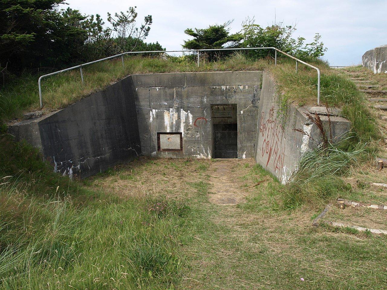 Bunkermuseum Hanstholm Thy seværdigheder
