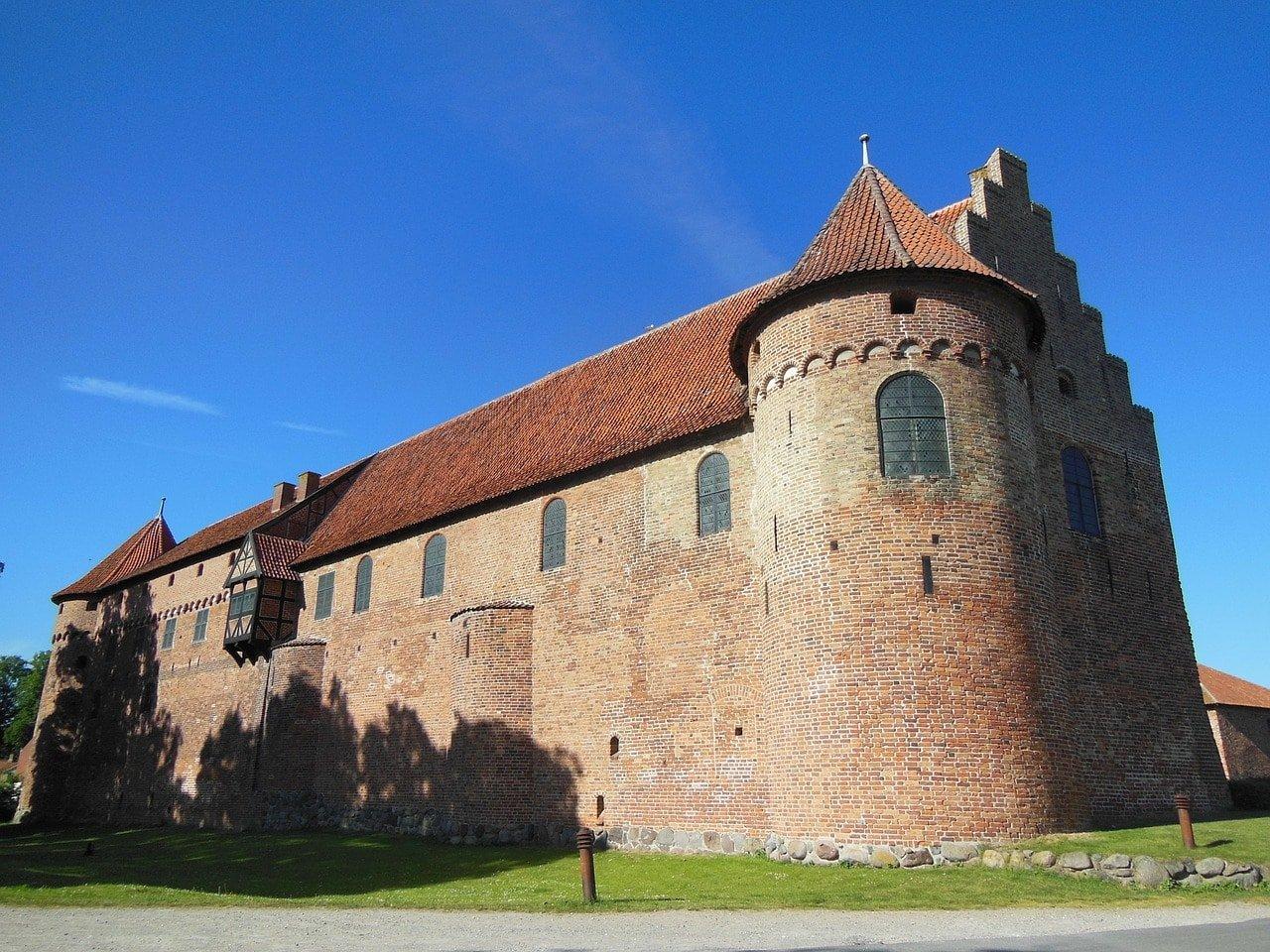 Nyborg Slot seværdigheder Nyborg