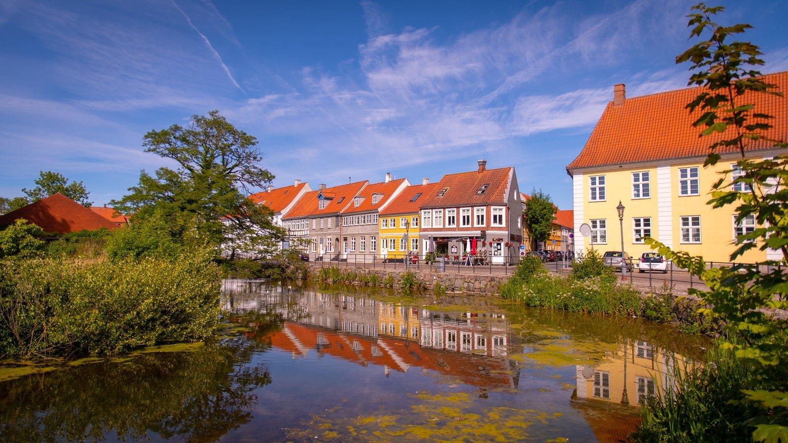 Slotsgade Nyborg seværdigheder