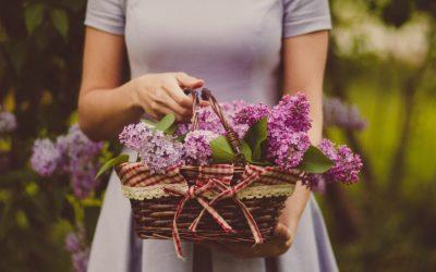 Så nemt er det at sende blomster til udlandet