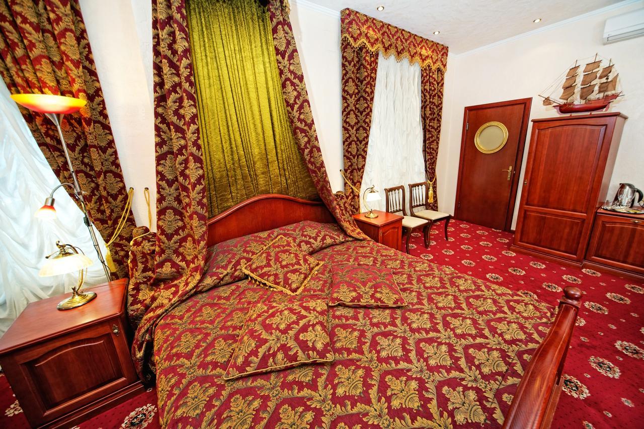 Boutique Hotel Monte Kristo Hotel i Riga