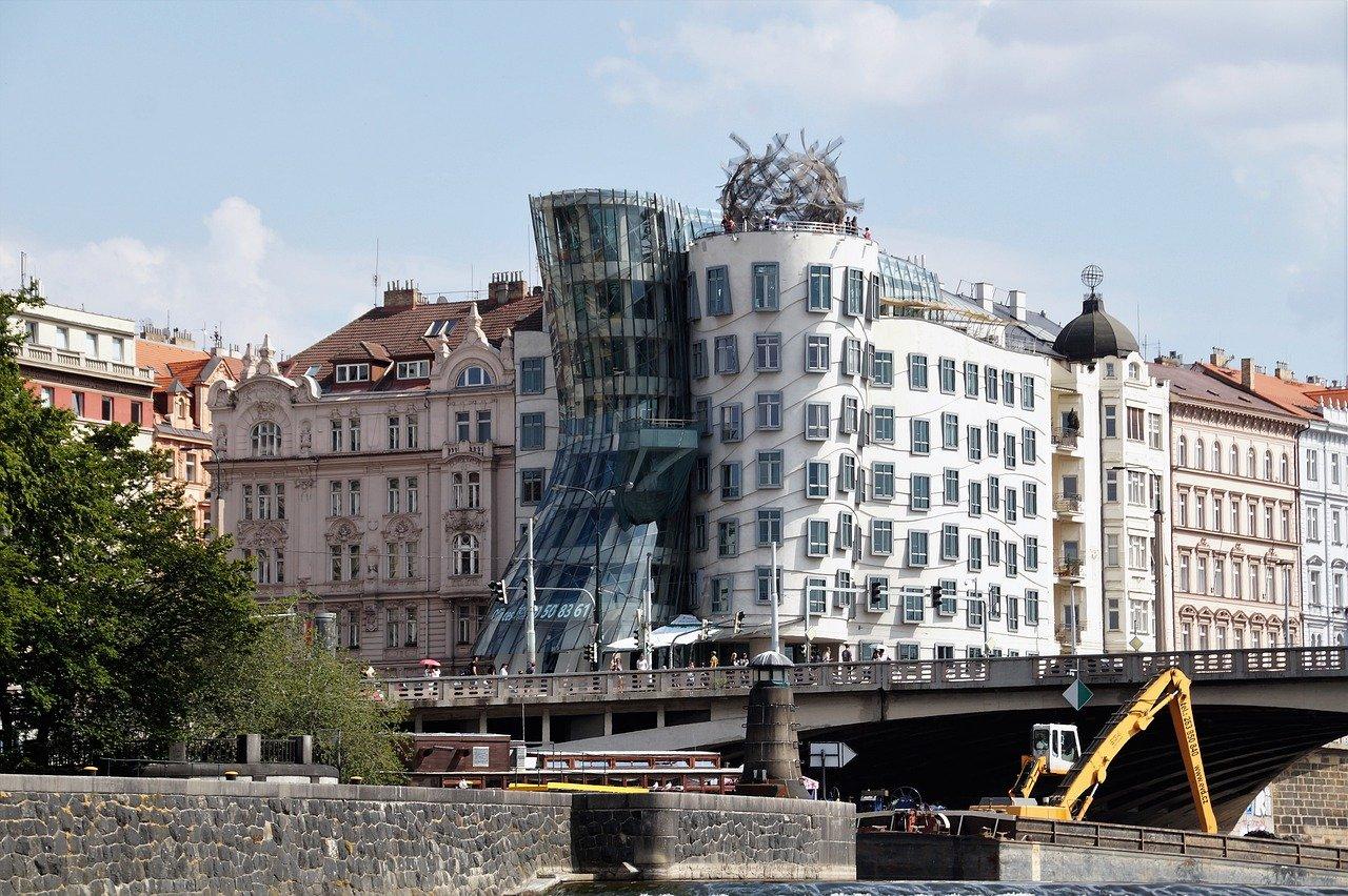 Dancing House Prag seværdigheder