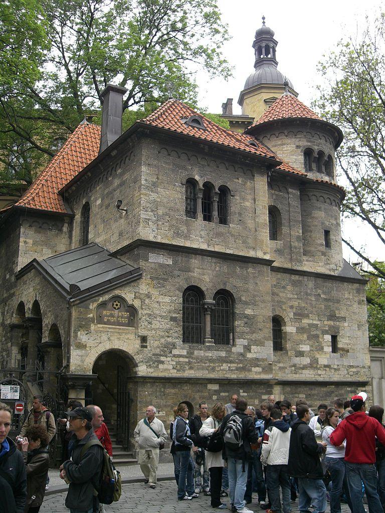 Det Jødiske Kvarter Prag seværdigheder