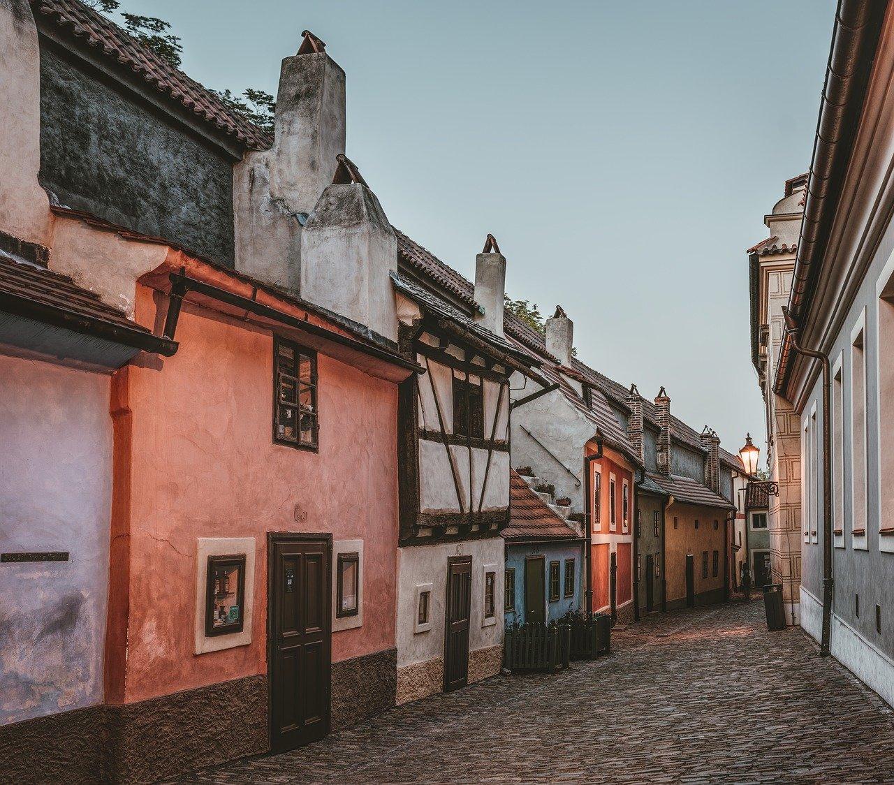 Golden Lane Prag seværdigheder