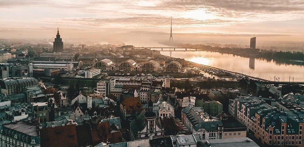 Hotel i Riga