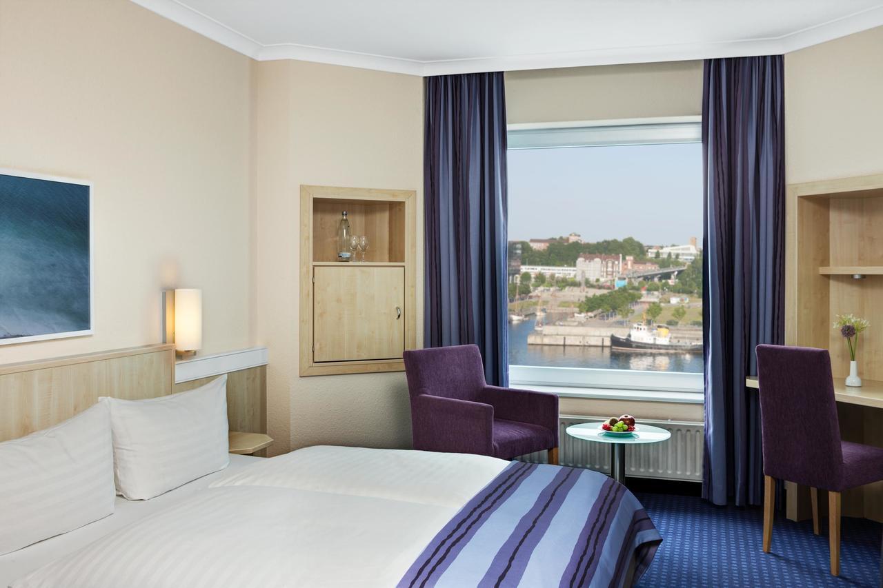 Intercity Hotel Kiel hoteller i Kiel