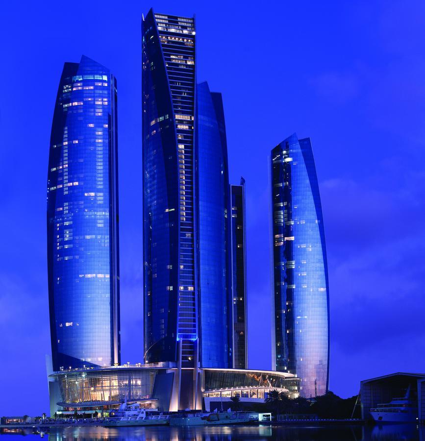 jumeirah hotel etihad towers abu dhabi