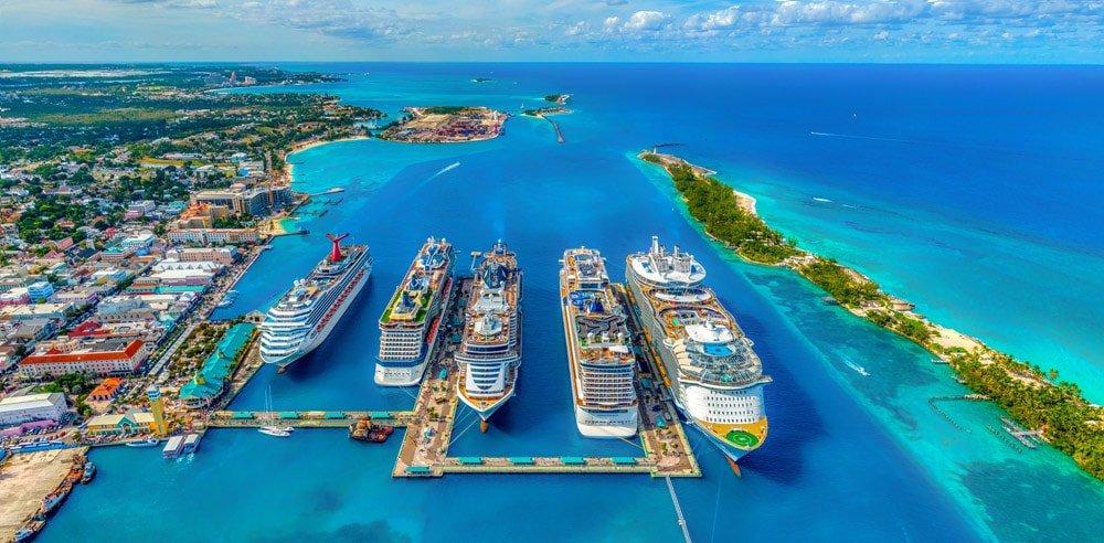 Krydstogt fra Miami med stop forbi West Key samt Bahamas - Rejsetilbud
