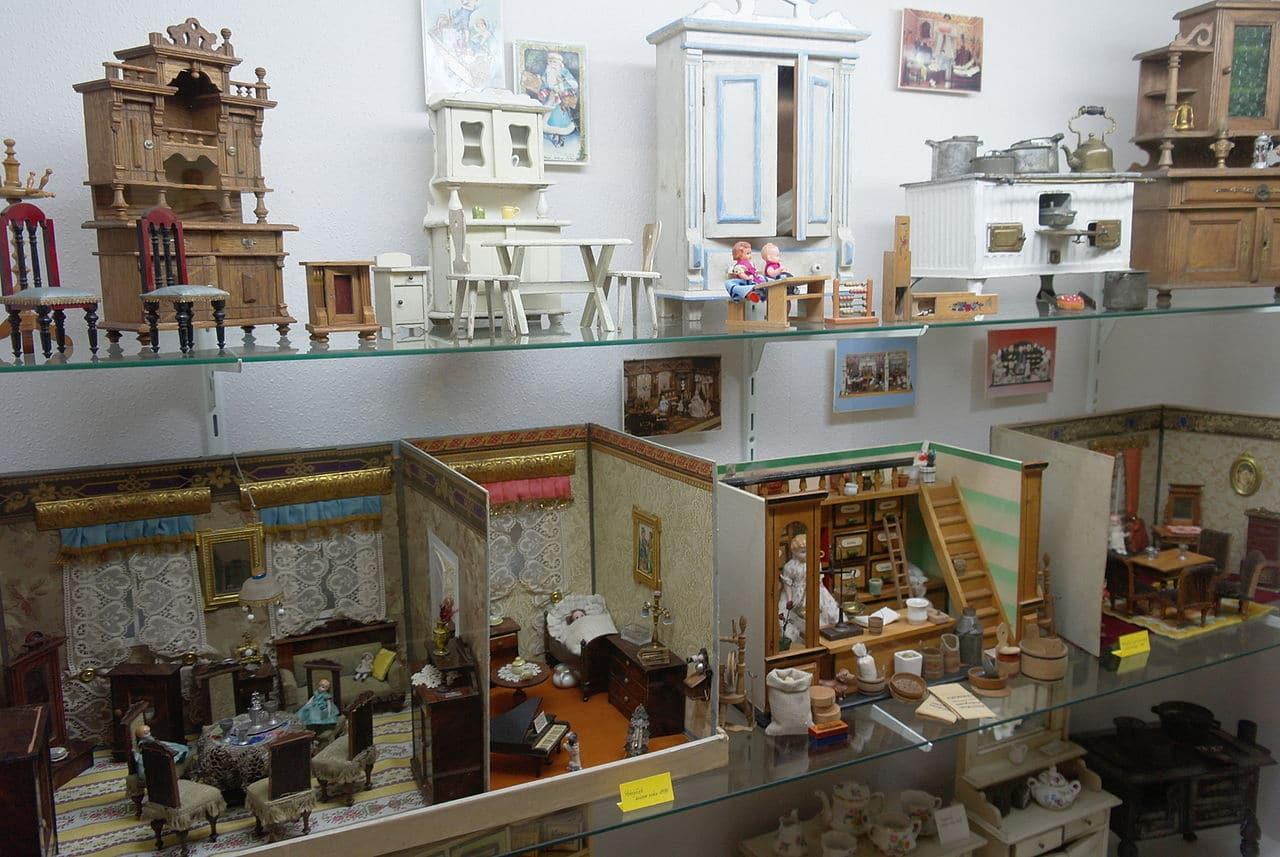 Legetøjsmuseet Prag seværdigheder