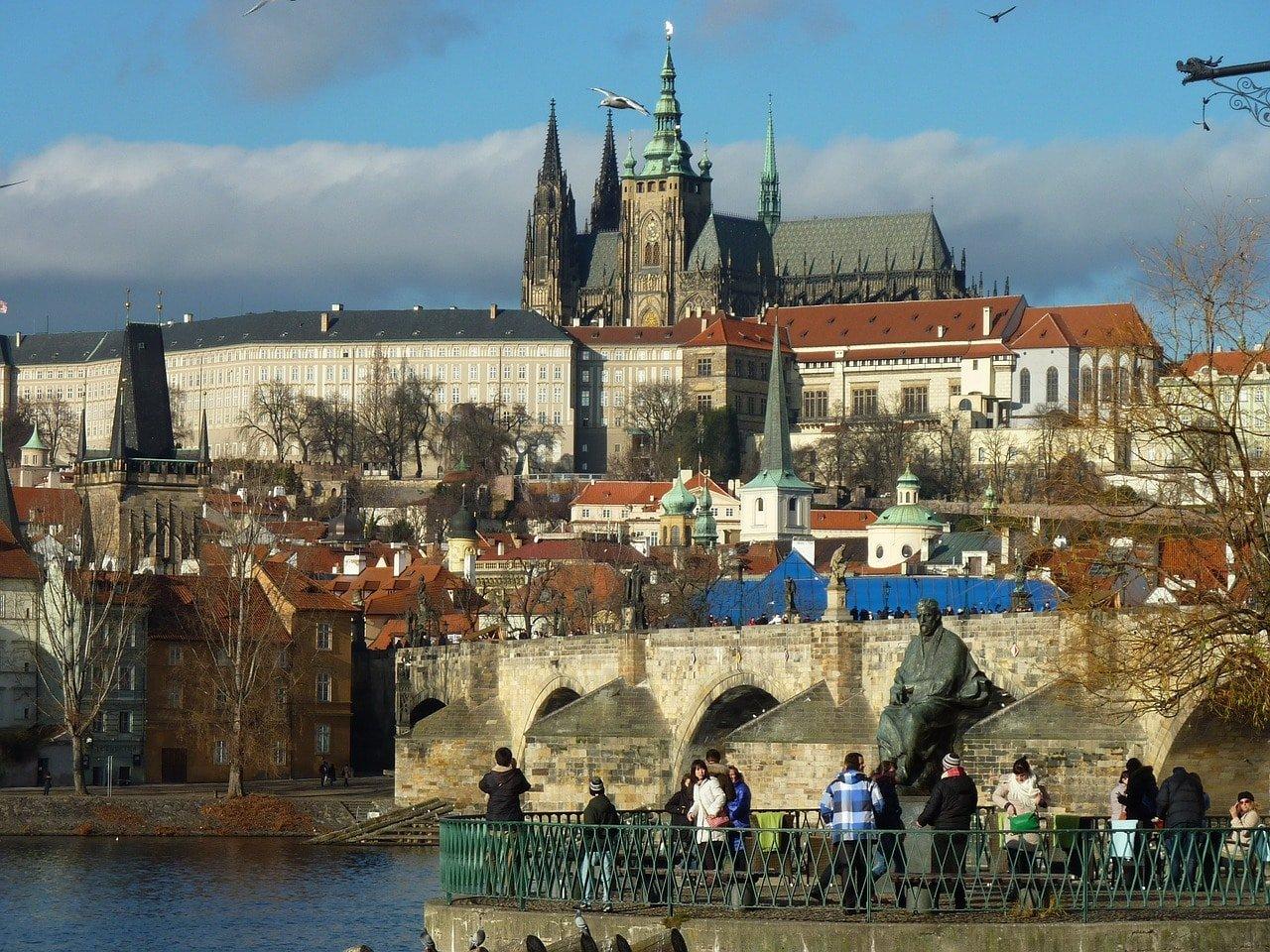 Prag Borg Prag seværdigheder