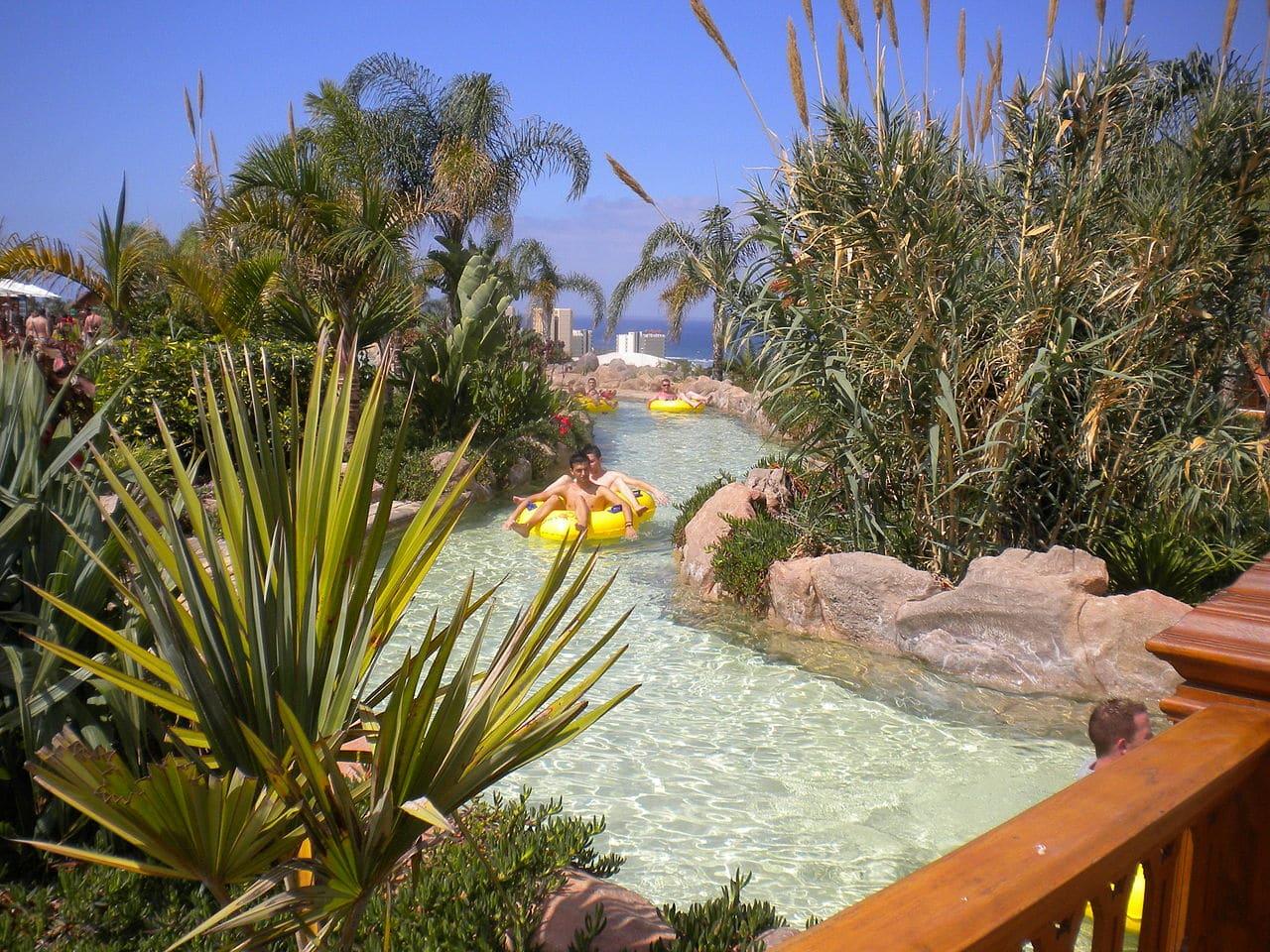 Siam Park Tenerife seværdigheder