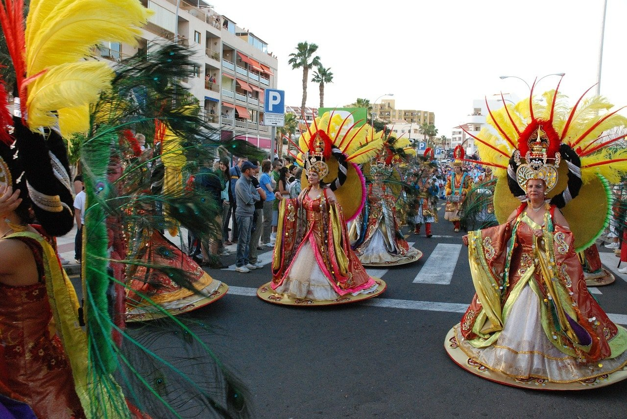 Tag til karneval Tenerife seværdigheder