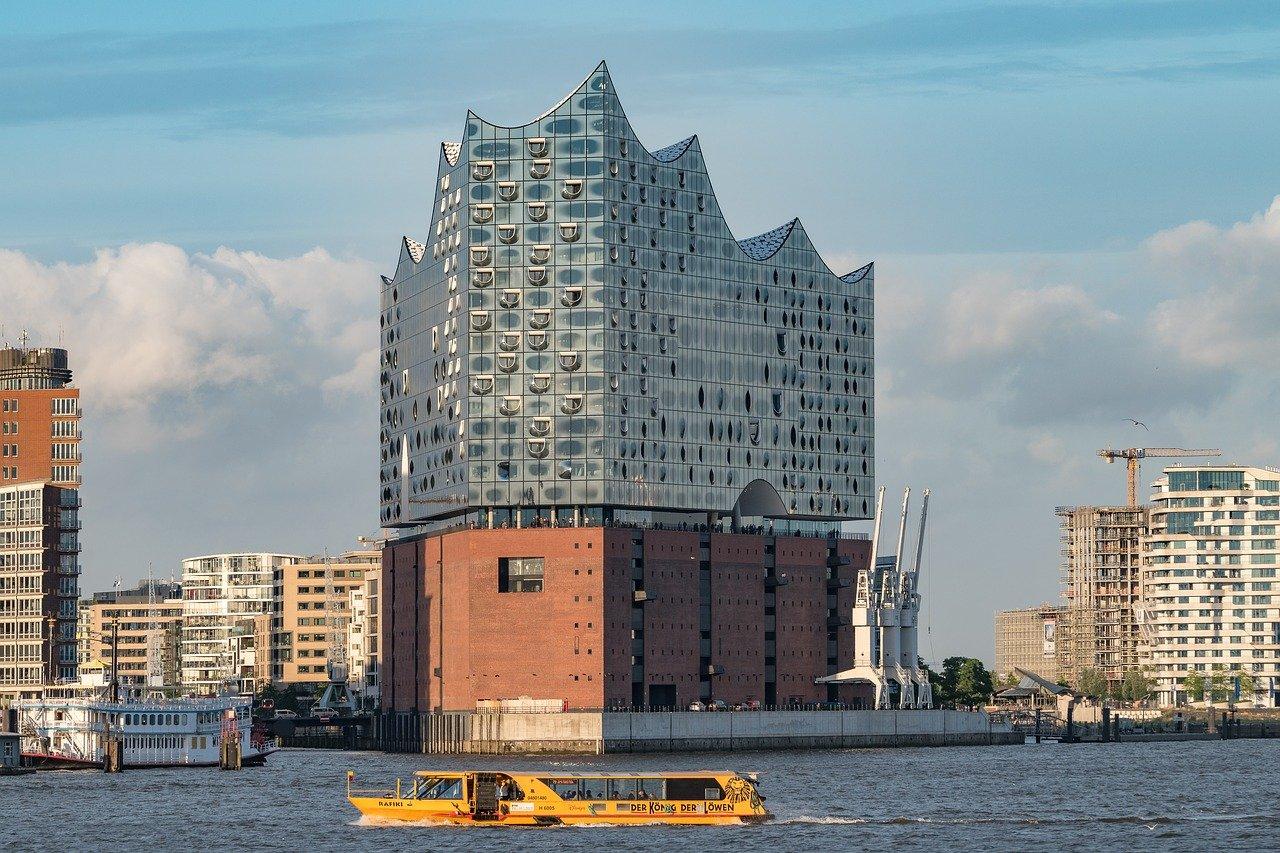 Elbphilharmonie Hamburg seværdigheder