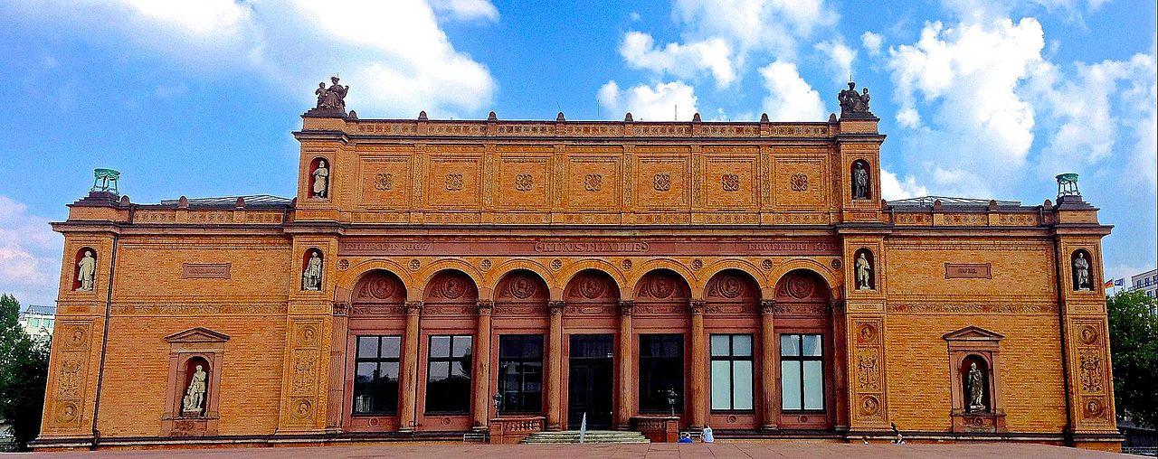 Hamburger Kunsthalle Hamburg seværdigheder