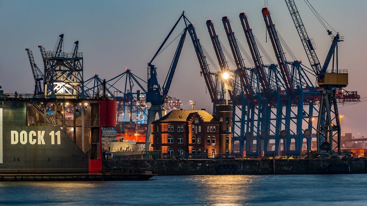 Port of Hamburg Hamburg seværdigheder
