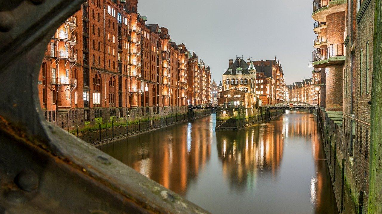 Speicherstadt / HafenCity Hamburg seværdigheder