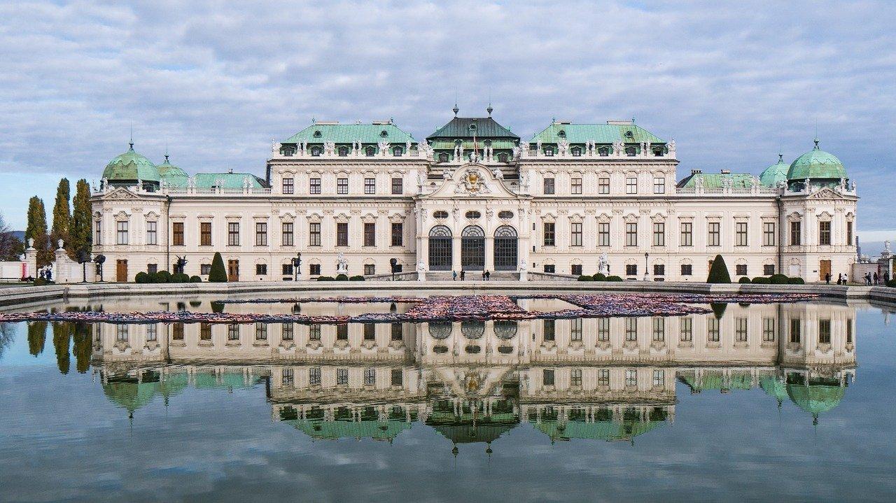 Belvedere Wien seværdigheder
