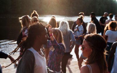 Tag på festivalturné i Norden