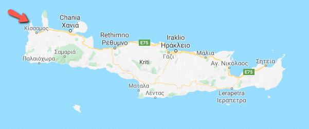 balos beach location
