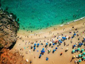 Kleopatra strand i Alanya